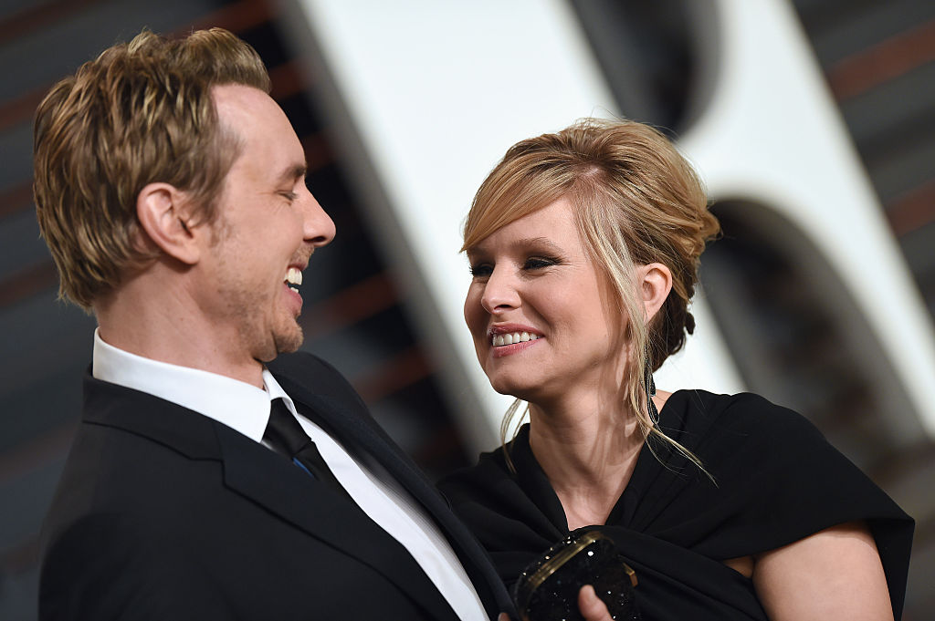 Will Dax Shepard be at the SAG Awards to support his wife Kristen Bell?