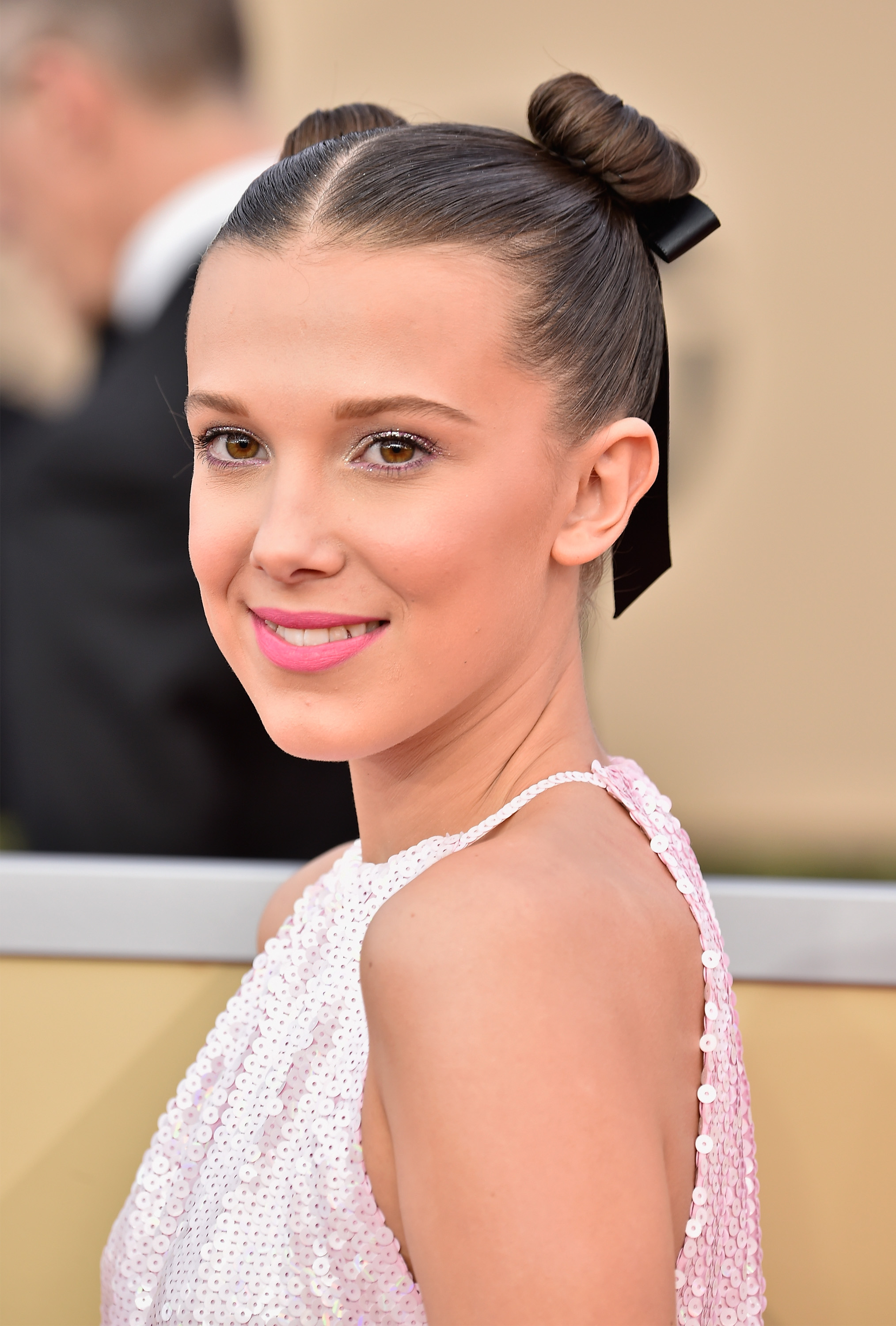 Millie Bobbie Brown Looks Like Princess Leia At The 2018