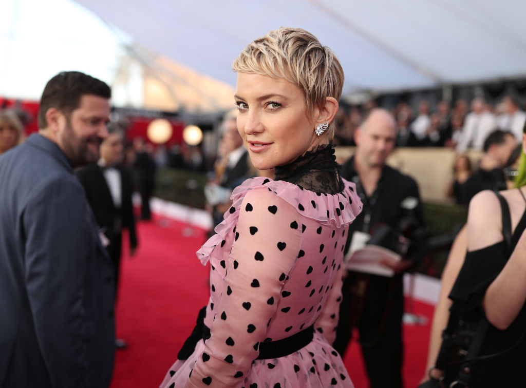 Kate hudson dating 2018
