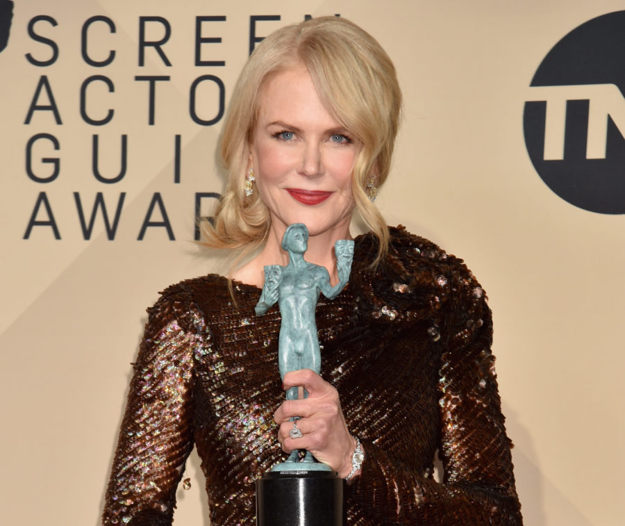Nicole Kidman's 2018 SAG Awards speech is the post-Women's March narrative we need
