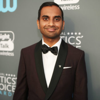10 reactions to Aziz Ansari's name being called out at the 2018 SAG Awards