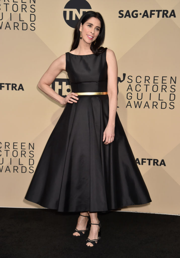 Most Actresses Didnt Wear Black To The 2018 Sag Awards But