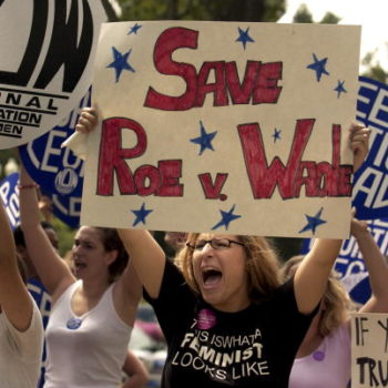 On Roe v. Wade's 45th anniversary, learn how to get more involved with pro-choice activism
