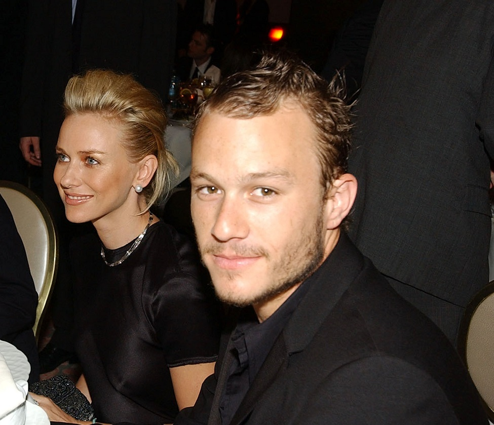 Naomi Watts shared a tribute to her ex Heath Ledger on the 10-year anniversary of his death