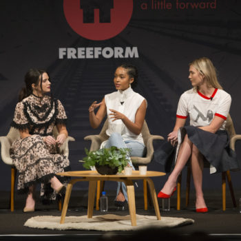 The inaugural Freeform Summit was a platform for intersectional activism, representation, and social change