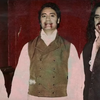 "Taika Waititi's ""What We Do in the Shadows"" will soon be a series, and what a time to be alive"