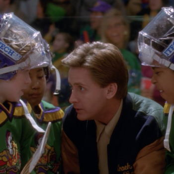 """The Mighty Ducks"" might soon become a TV show, because ducks fly together"