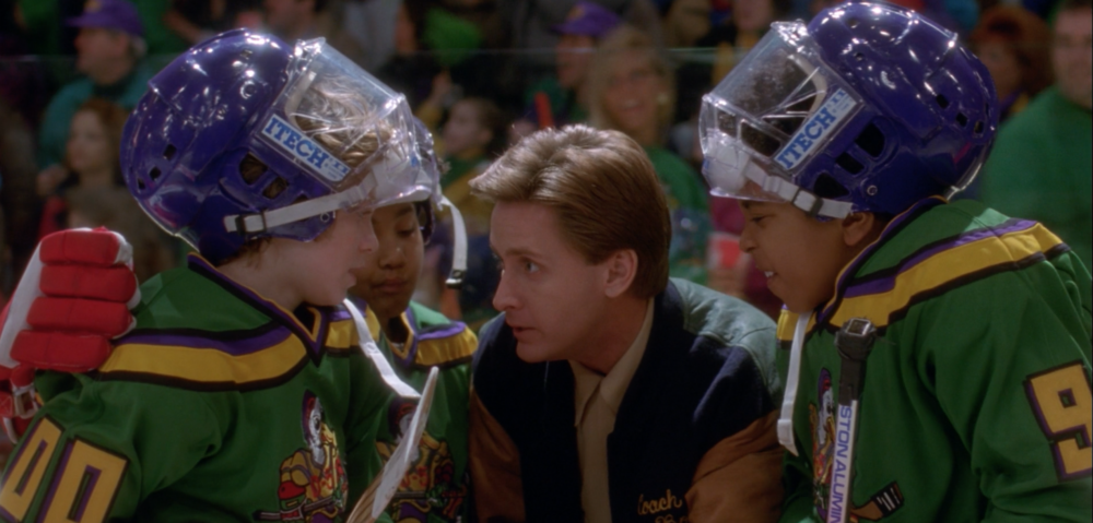 """""""The Mighty Ducks"""" might soon become a TV show, because ducks fly together"""