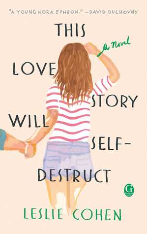 Picture of This Love Story Will Self-Destruct Book