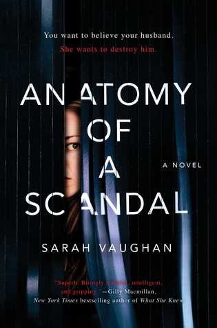 Picture of An Anatomy of a Scandal Book