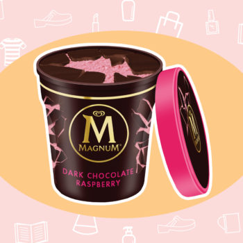 WANT/NEED: A pint of ice cream encased in chocolate(!), and more stuff you want to buy