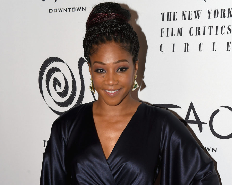 Tiffany Haddish mispronounced names during Oscar nominations and Twitter loved her for it