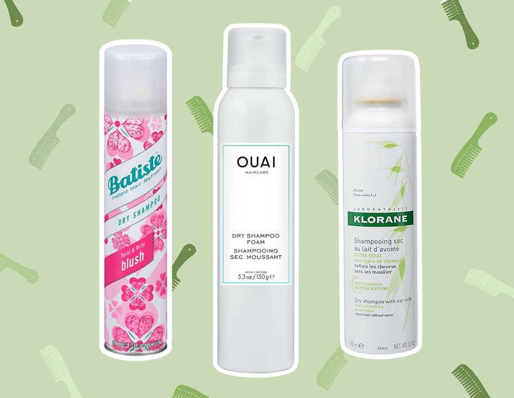 17 dry shampoos for people who hate washing their hair every day