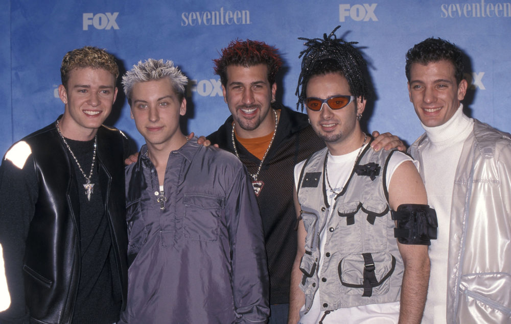 Don't hold your breath for an *NSYNC reunion at the Super Bowl — Joey Fatone says it's not happening