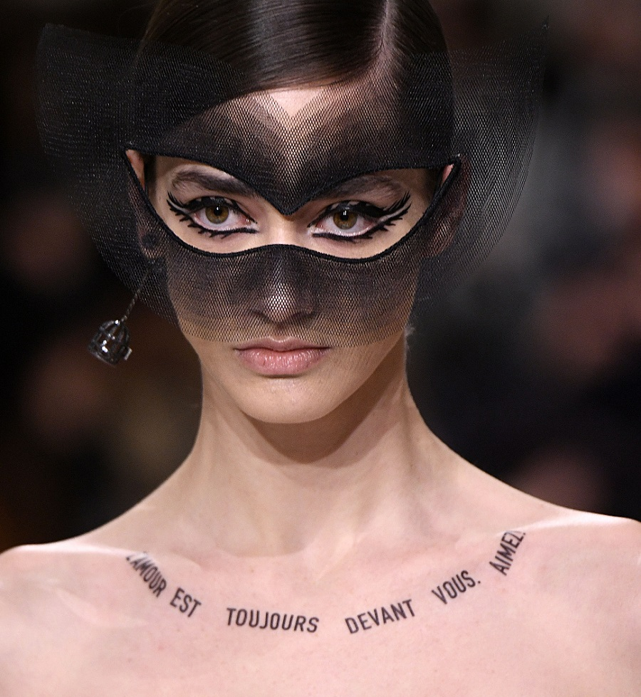 Dior will officially be selling temporary tattoos