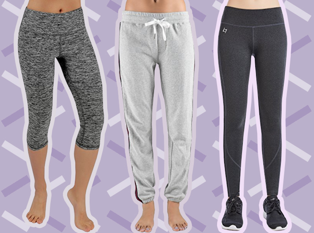 aaa6b463b7e26 Yoga pants to shop on Amazon that are under $40 - HelloGiggles