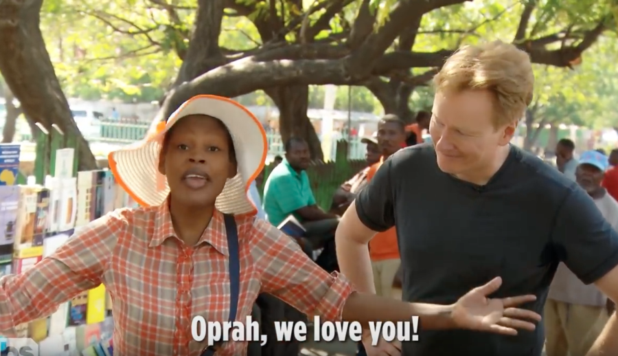 "Conan O'Brien gave Haitians a chance to fire back at Trump for that ""shithole countries"" comment"