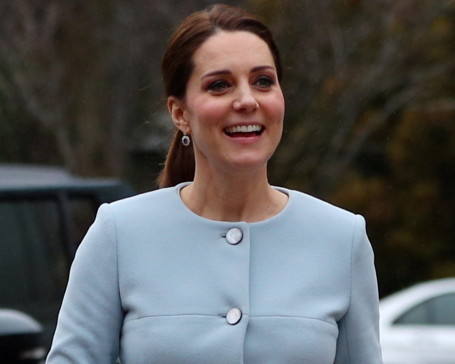 Kate Middleton made an unexpected wardrobe choice, and we love that she's taking risks