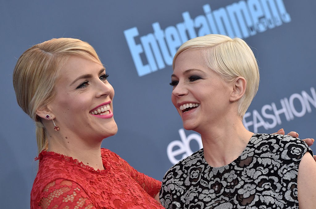 All the cutest things Michelle Williams and Busy Philipps have said about their friendship