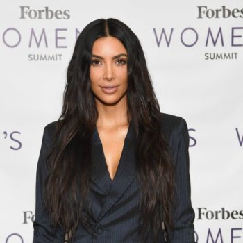 Kim Kardashian just called everyone out for the Baby #4 rumor
