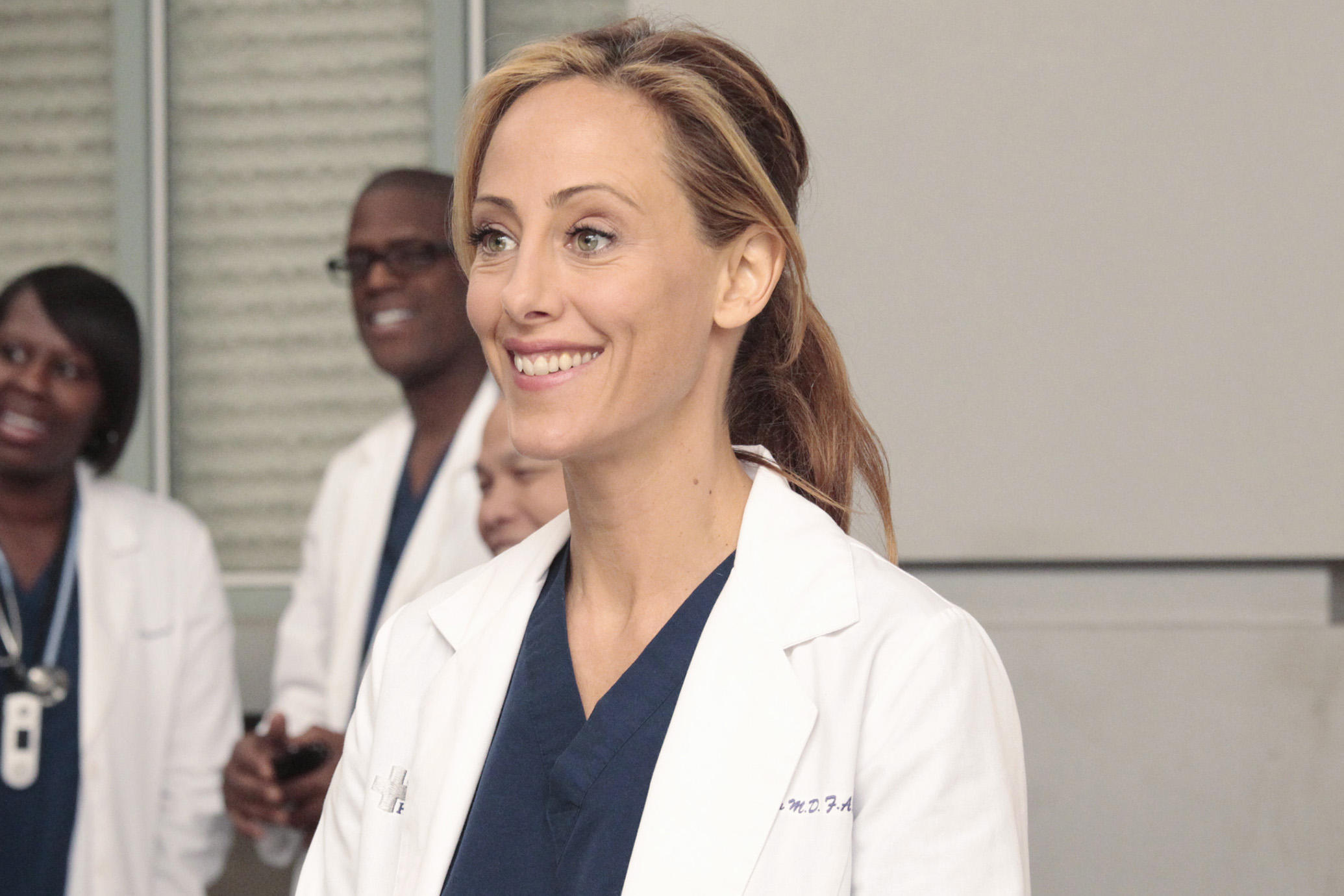 "OMG, Teddy is coming back to ""Grey's Anatomy,"" and all we can do is happy cry"