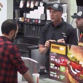Burger King just pulled the best prank in the name of net neutrality