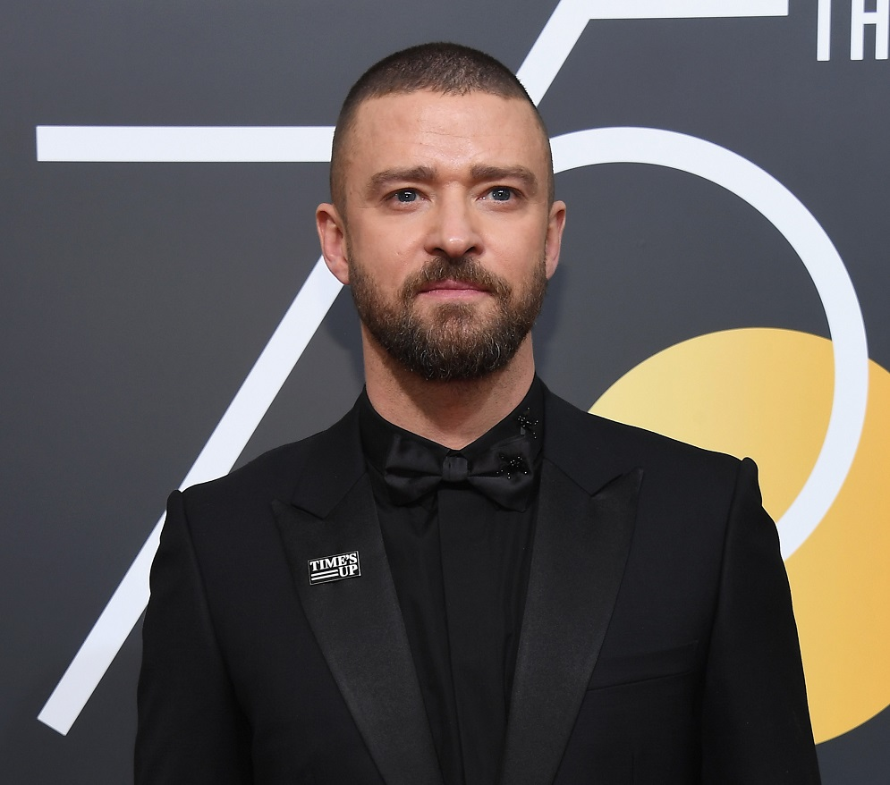 "Justin Timberlake just released the video for his new song ""Say Something"""