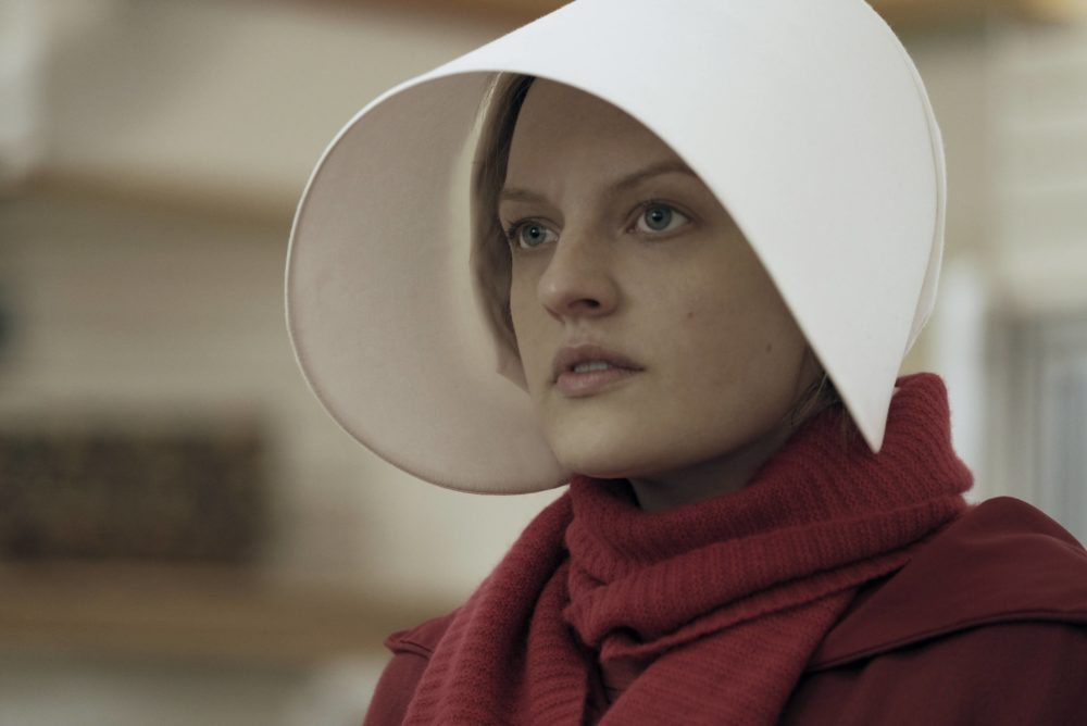 "We'll meet Offred's mom in Season 2 of ""Handmaid's Tale,"" and things just got MORE real in Gilead"