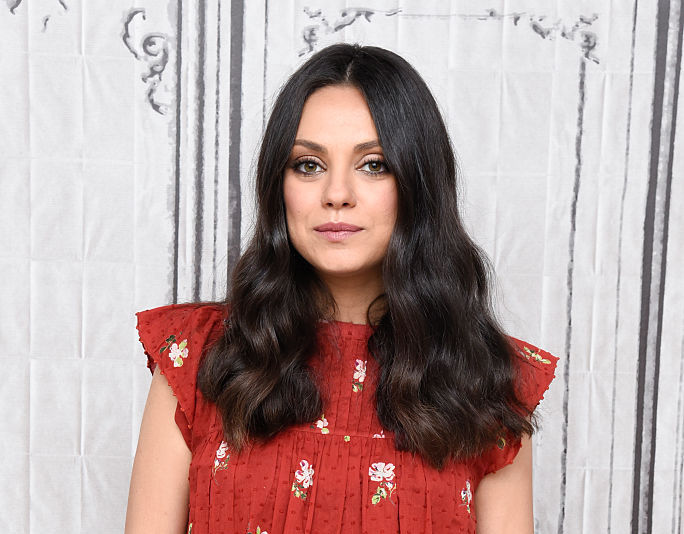Feminist students are asking Mila Kunis to turn down a Harvard award