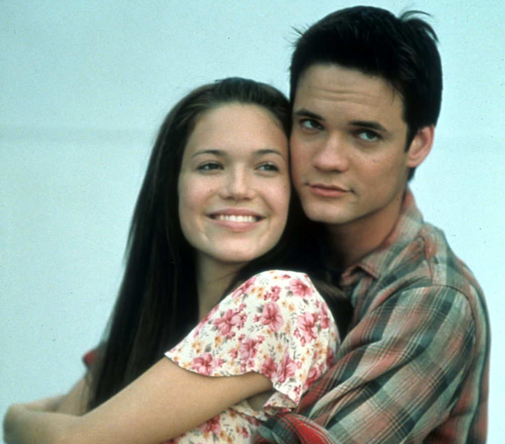 """Mandy Moore celebrated the 16th anniversary of """"A Walk to Remember,"""" which means the movie is old enough to drive"""