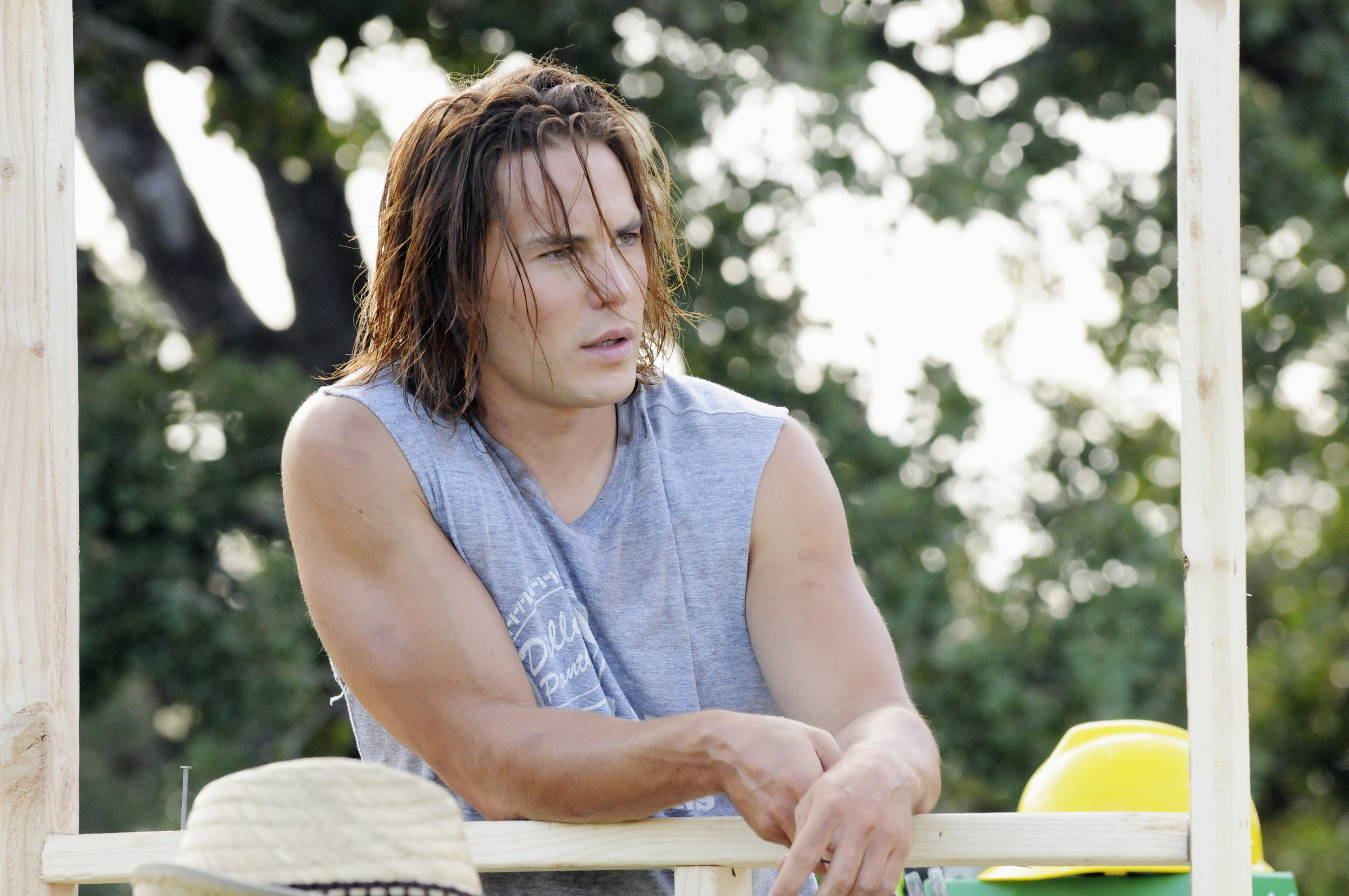 There's a reason your imaginary BF Tim Riggins smolders instead of communicates — and it's all because of Taylor Kitsch