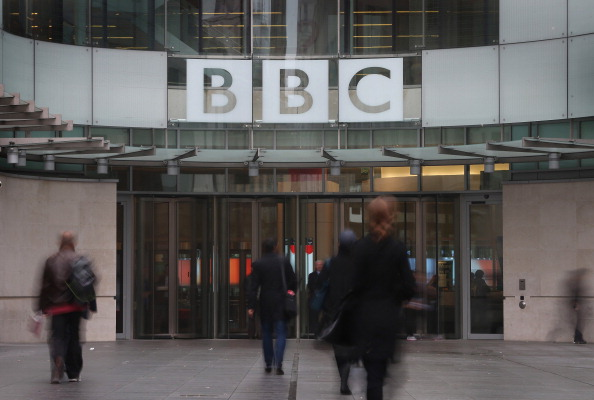 Six male BBC journalists are taking a salary cut to support equal pay