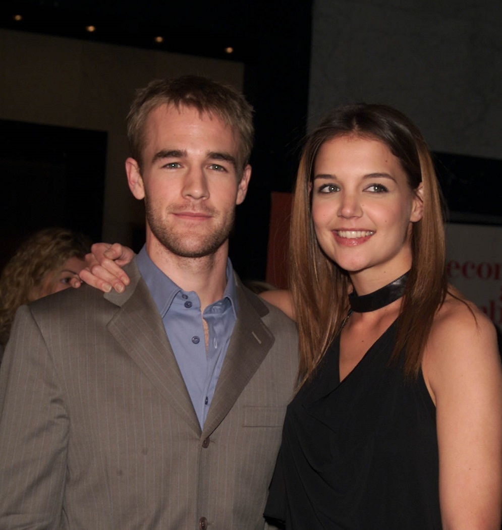 "James Van Der Beek just posted the best ""Dawson's Creek"" throwback photo"