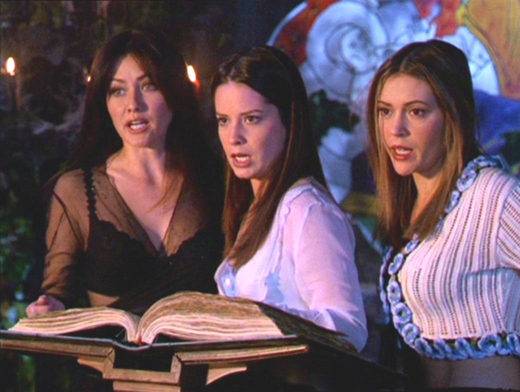 "Ah! There's officially going to be a pilot for the ""Charmed"" reboot"