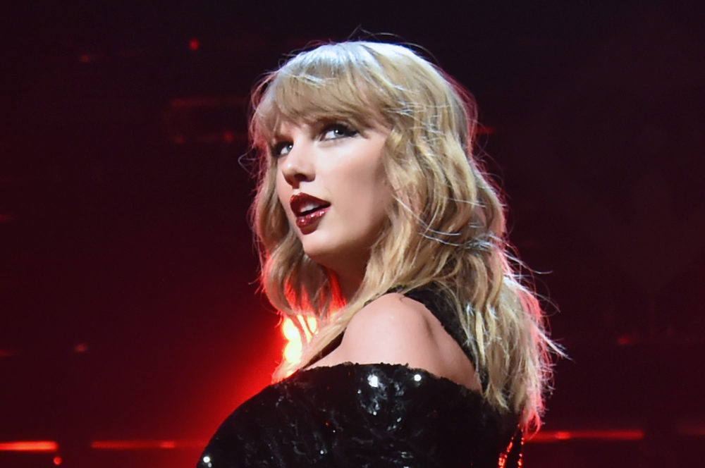 "Taylor Swift has *two* Grammy nominations for 2018 — but neither one is for ""Reputation"""