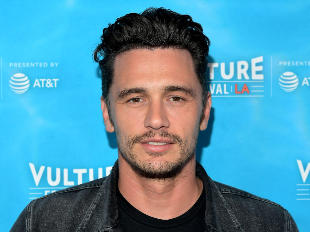 """James Franco was digitally removed from """"Vanity Fair's"""" Hollywood cover, and it's the right decision"""