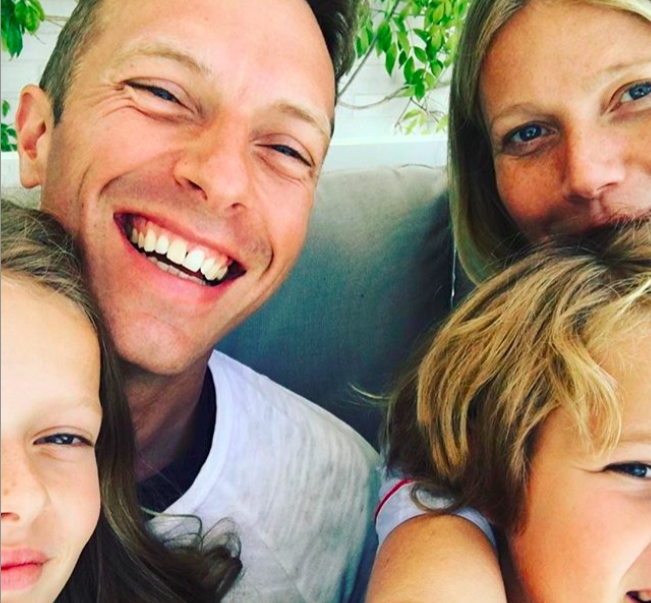 "Gwyneth Paltrow says Chris Martin is ""like my brother,"" and weirdly enough, we understand"
