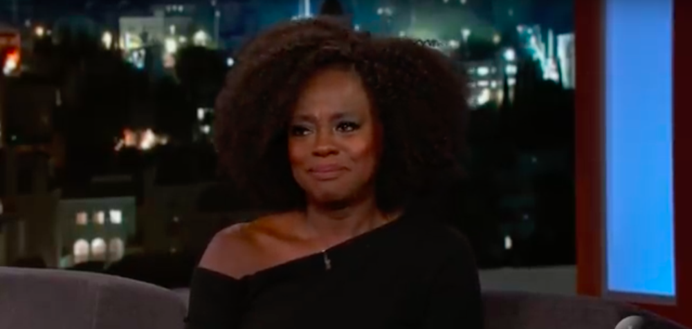 "Viola Davis should get an Oscar for her reaction to Melania Trump's ""How to Get Away With Murder"" love"