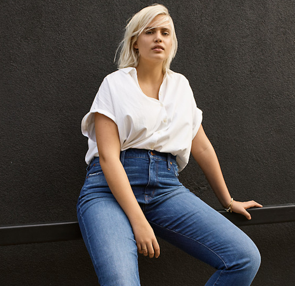 Madewell and J. Crew expanded their denim sizes, because jeans should fit everyone