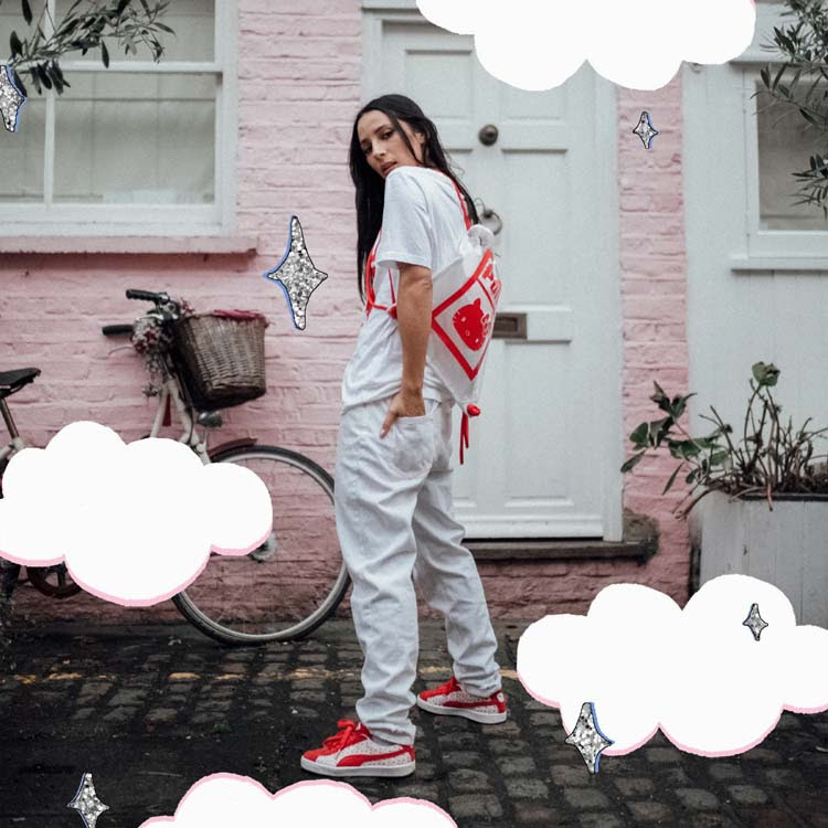 dbf3437fa Puma and Hello Kitty are collaborating on a fashion collection -  HelloGiggles