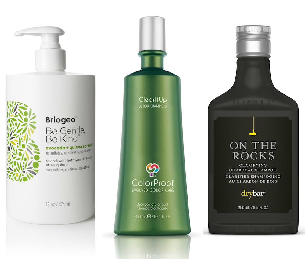 14 shampoos that *really* deep-clean your hair without drying or damaging it