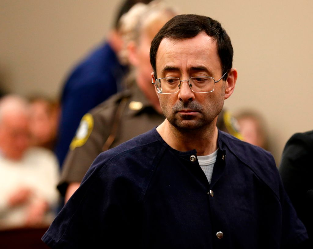 The entire USA Gymnastics board is resigning after the Larry Nassar scandal