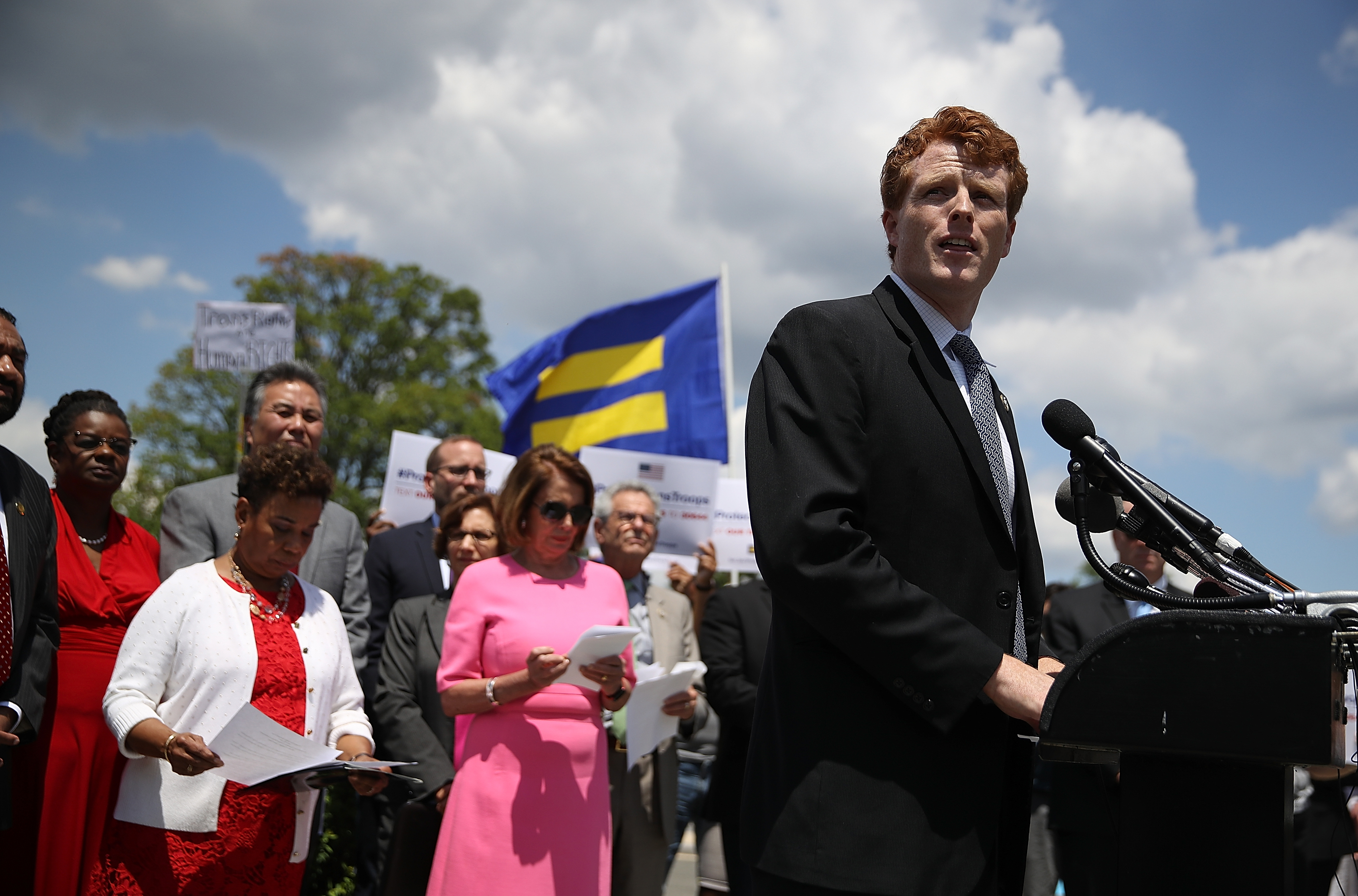 Who is Joe Kennedy? The congressman will give the Democratic Party's State of the Union response