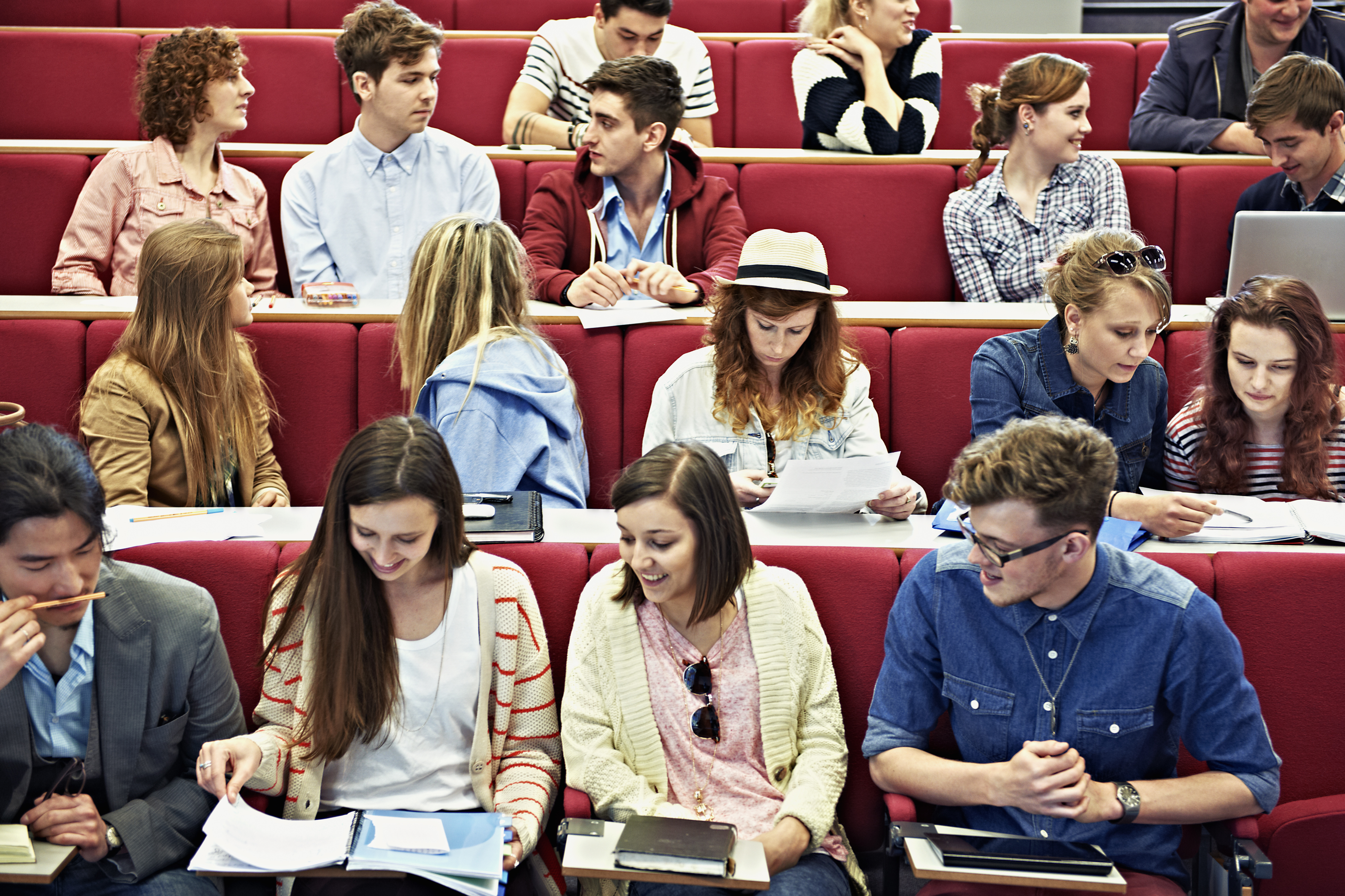 """Nearly 25% of Yale undergrads enrolled in a """"happiness"""" class, and we'd like to take it too"""