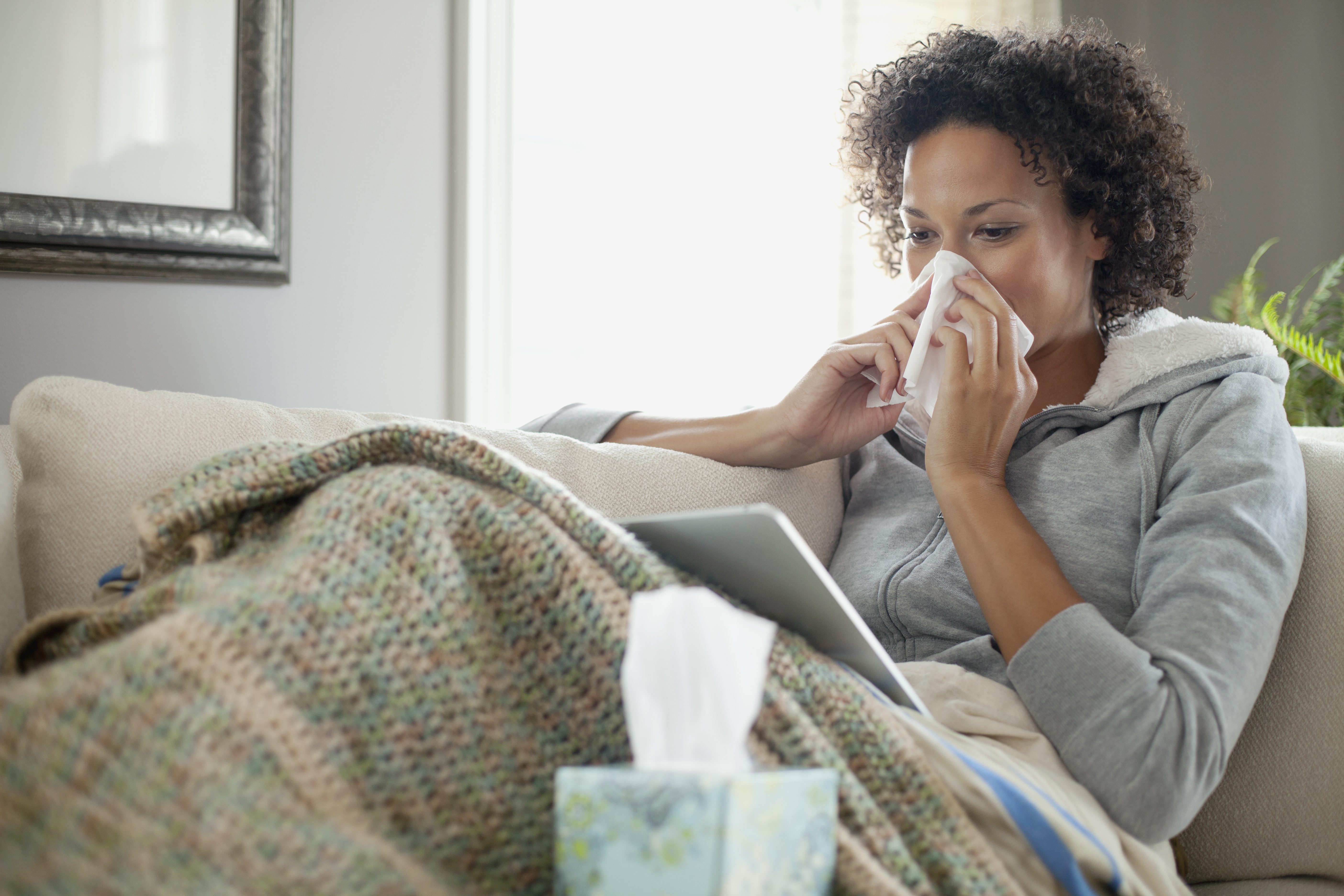 How long does the flu last?