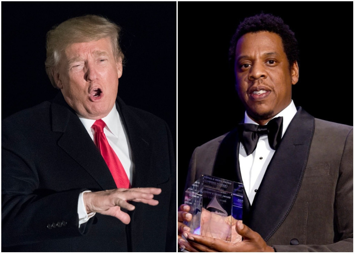The black unemployment rate by year is a major sticking point in Donald Trump's feud with Jay-Z