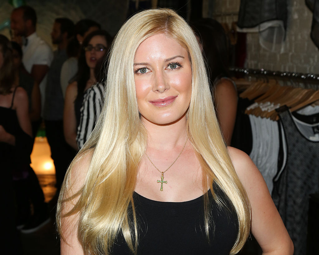This picture of Heidi Pratt breastfeeding is a true work of art