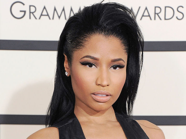 How many Grammys does Nicki Minaj have?