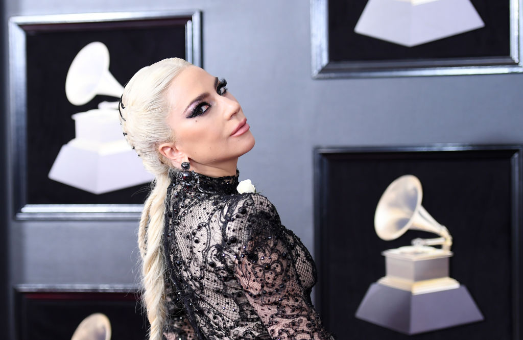 Lady Gaga's corset braid has already won the 2018 Grammys