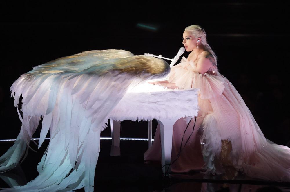 Lady Gaga's performance at the 2018 Grammys was absolutely *perfect*
